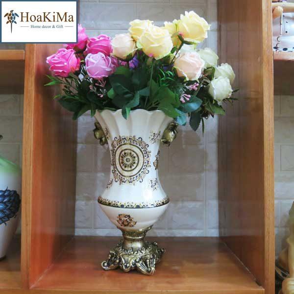Bình hoa trang trí cổ điển