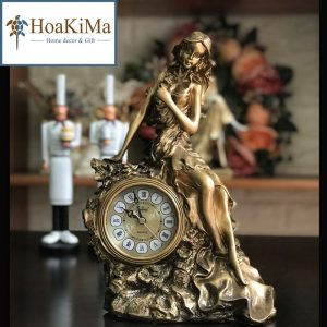 Đồng hồ để bàn trang trí Dh39