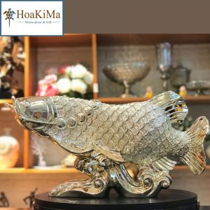 cá chép rồng vàng
