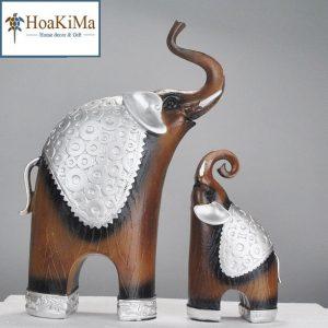Tượng cặp voi