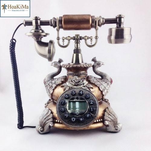 Điện thoại cổ trang trí Hkm084