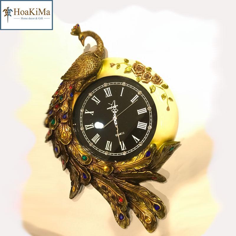 Đồng hồ treo tường đẹp 3