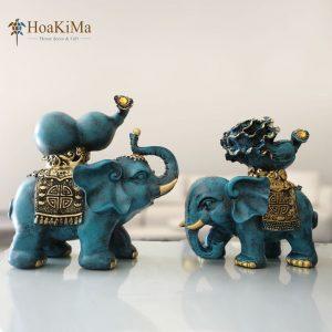 Tượng voi trang trí