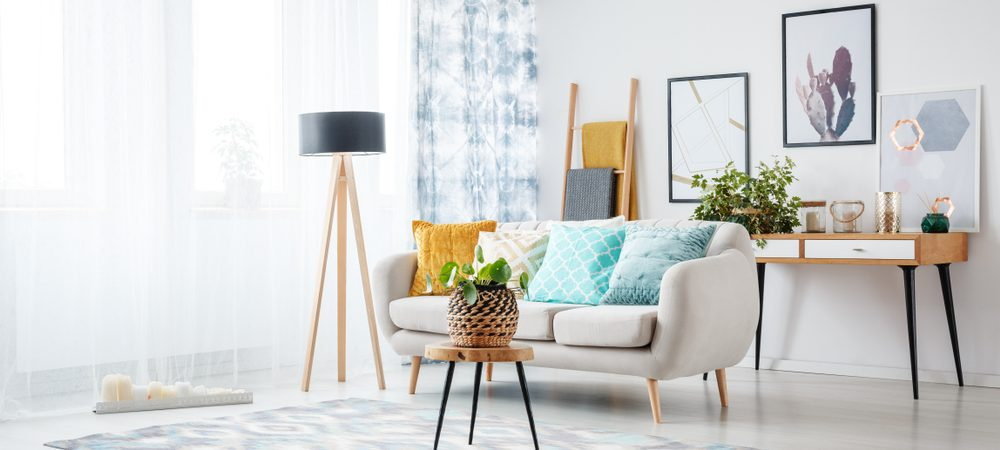 Lưu trữ phòng khách, trang trí kệ tivi phòng khách