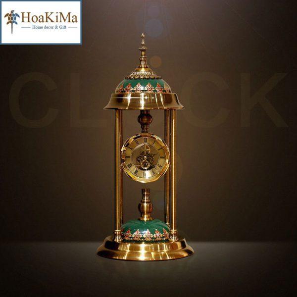 Đồng hồ gốm